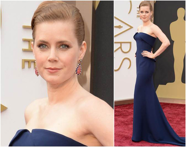 Amy Adams de Gucci Premiere.