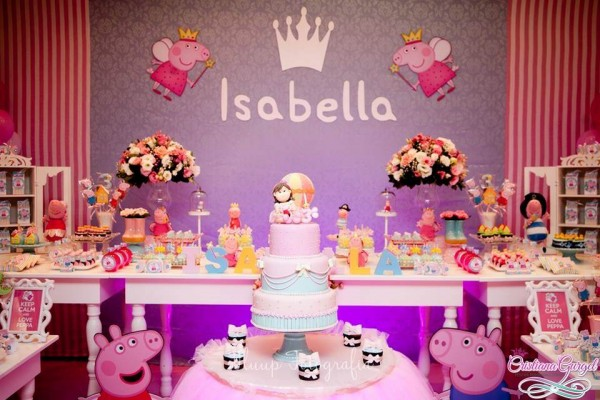 decoracao_festa_peppa_pig_princesa