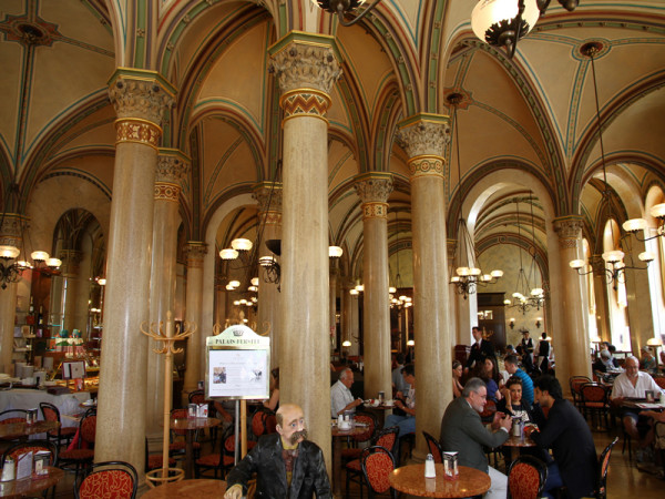 Restaurantes - Cafe-imperial
