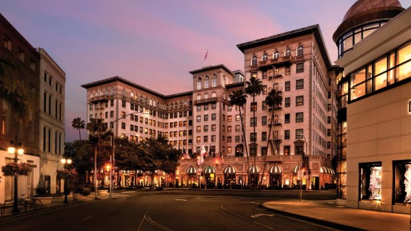 7.Four Seasons Hotel Beverly Wilshire