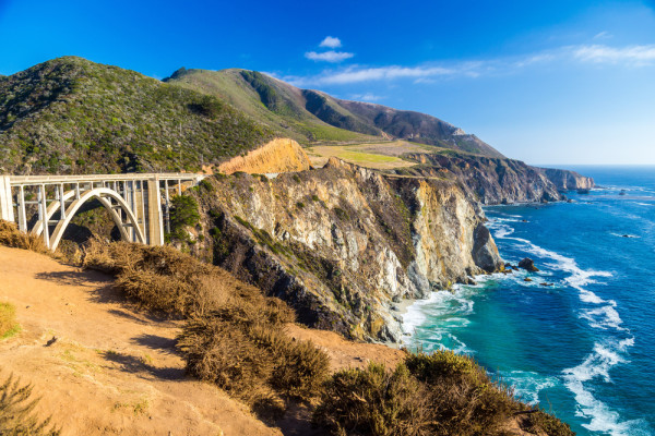 Passeios - Bixby Creek Bridge