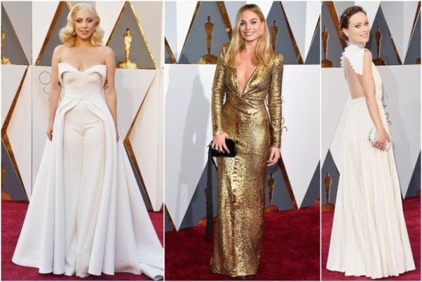 Oscar 2016: red carpet
